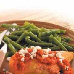 Green Bean Side Dish recipe
