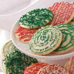 Mint Cookies recipe