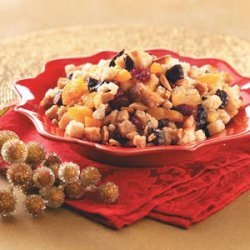 Dried Fruit Stuffing recipe