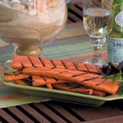 Carrots on the Grill recipe