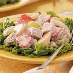Chicken 'n' Fruit Salad recipe