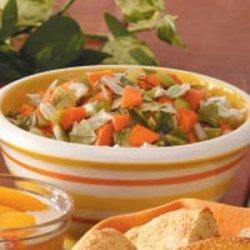 Cabbage Picnic Salad recipe