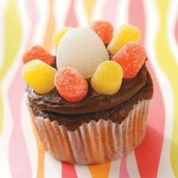 Pretty Posy Cupcakes recipe