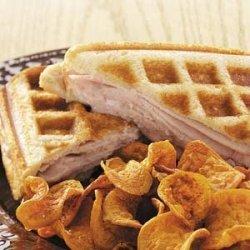 Turkey Wafflewiches recipe