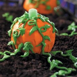 The Great Pumpkin Cakes recipe
