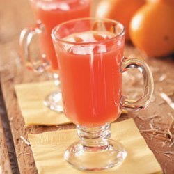 Cinnamon Orange Cider recipe