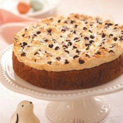 Buttermilk Torte recipe