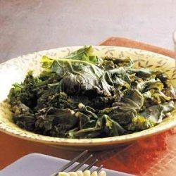 Steamed Kale recipe