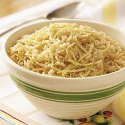 Rice Pasta recipe