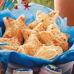 Puff Pastry Stars recipe