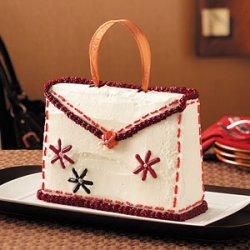 Purse Cake recipe