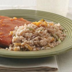 Brown Rice Pilaf recipe