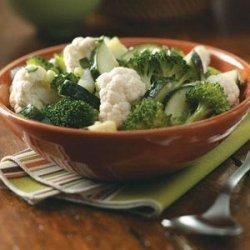 Veggie Potluck Salad recipe