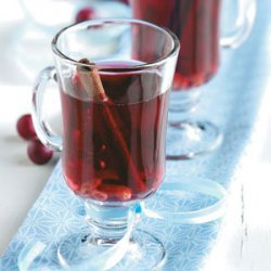 Cranberry Glogg recipe