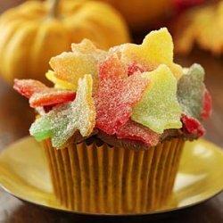 Autumn Leaves Cupcakes recipe