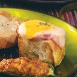 Ham & Cheese Bites recipe