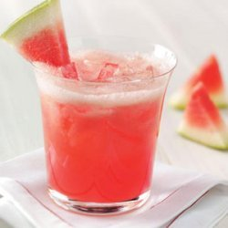Watermelon Cooler for Two recipe