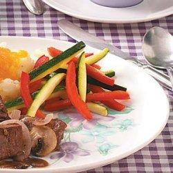 Vegetable Skillet recipe
