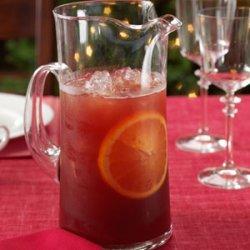 Sparkling Cranberry Kiss recipe