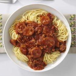 Super Spaghetti Sauce recipe