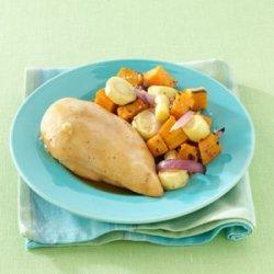Honey Roasted Chicken recipe