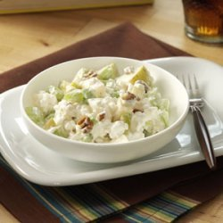 Pear Cottage Cheese Salad recipe
