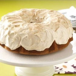 Fluted Tiramisu Cake recipe