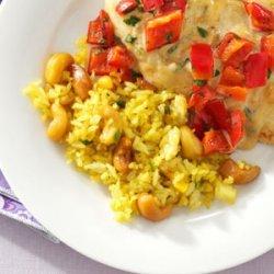 Curry Rice Pilaf recipe