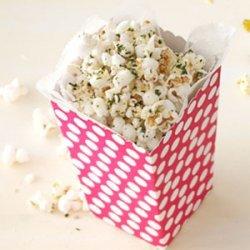 Italian Cheese Popcorn recipe