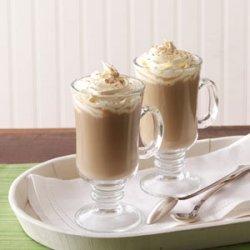 Creamy Irish Coffee recipe