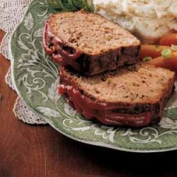 Mom's Best Meat Loaf recipe