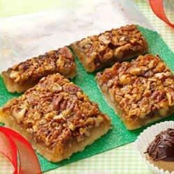 Pecan Squares Cookies recipe