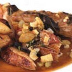 Sage Pot Roast recipe