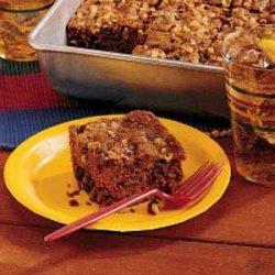 Spicy Applesauce Cake recipe