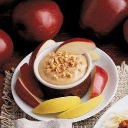 Taffy Apple Dip recipe
