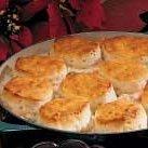 Turkey Biscuit Stew recipe