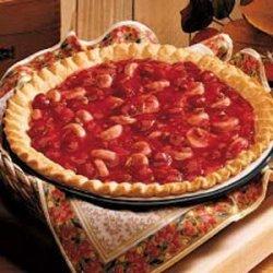 Fruit 'n' Nut Cherry Pie recipe