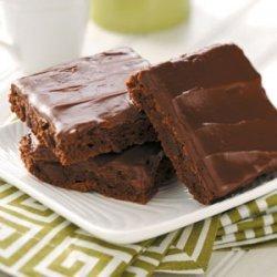 Rich Chocolate Brownies recipe