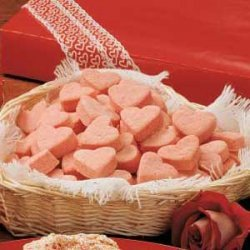 Sugarless Heart Cookies recipe