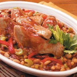 Hearty Ribs and Beans recipe