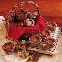 Peanut Butter Brownie Cups recipe