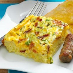 Bacon and Eggs Casserole recipe