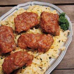 Hungarian Short Ribs recipe