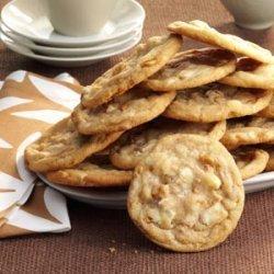 White Chocolate Cookies recipe