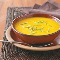 Golden Squash Soup recipe