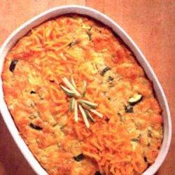 Squash Casserole Side Dish recipe
