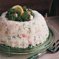 Gala Crab Salad recipe