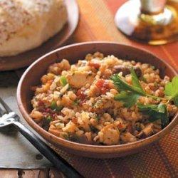 Sausage Jambalaya recipe