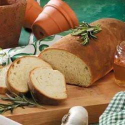Rosemary Orange Bread recipe