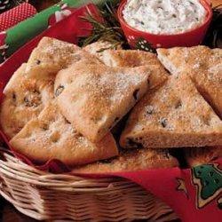 Rosemary Olive Focaccia recipe